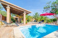 Villa para 5 personas en Santanyi