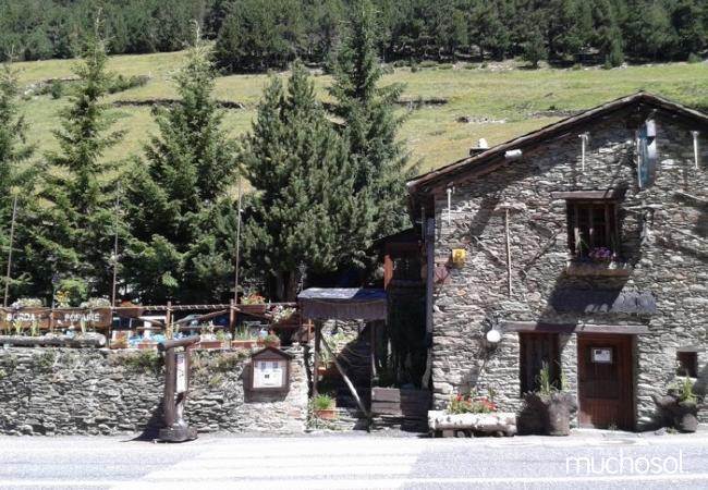 Complejo de estudios en Soldeu con bonitas vistas a la montaña - Ref. 114356-1