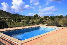 Villa con piscina en Son Servera