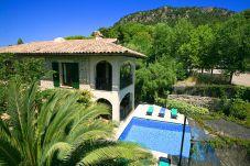 Villa para 9 personas con vistas a la montaña