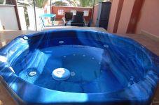 Apartamento con piscina en Vera playa