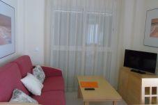 Apartamento en primera línea de playa de Vera playa